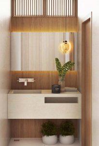 planta lavabos